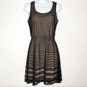 Manson Jules Lace Sleeveless Dress Size Small